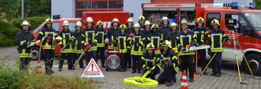 Freiwillige Feuerwehr Barbelroth
